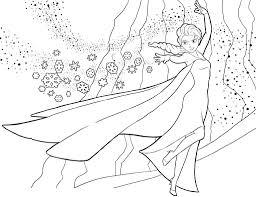 Il Meglio Di Disegni Da Colorare Di Frozen Elsa E Anna Migliori
