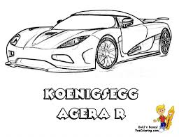 Coloring Pages Top Car Printable Coloring Pages Sports Cars Sport