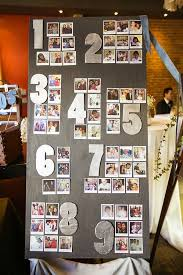 Seating Chart Ideas 20 Stylish Seating Charts To Greet Your Reception Guests