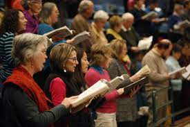 More than 500 people attend annual Redwood Empire Sing-Along 'Messiah'