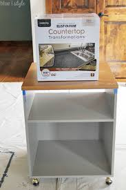 rust oleum countertop transformations kit review