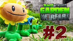 plants vs zombies plush toys garden warfare with zombie 2 part 2 moo toy story