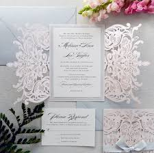 The header of this wedding site is actually an invitation to the wedding. The 15 Best Wedding Invitations Of 2018 From Elegant To Rustic To Laser Cut Beyond