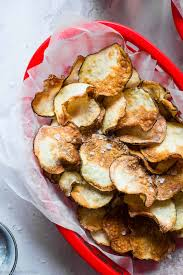 air fryer potato chips these easy air fryer potato chips are perfectly crispy and crunchy