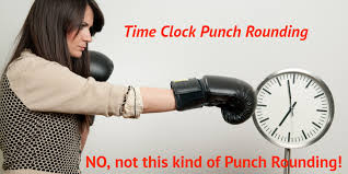 Timecard Rounding Chart What Is Time Clock Punch Rounding Ontheclock