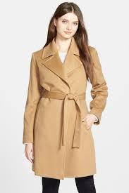 Fleurette Coat Nordstrom Rack Fleurette Notch Collar Lightweight Cashmere Wrap Coat Regular 54