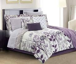 purple king size comforter sets jacquard purple king size comforter