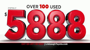 Used Cars Trucks and SUVs as low as $5,888 Right Now At Limbaugh ...