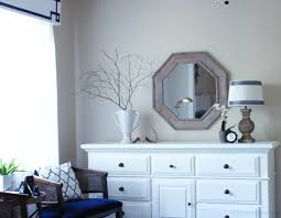 Navy And White Bedroom Master Bedroom Makeover Erin Spain