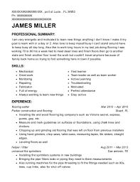 Fire Sprinkler Pipe Fitter Resume Fire Sprinkler Installer Resume