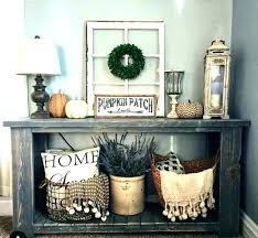 T Hallway Table Decor Entrance Console Ideas Hall  Best Foyer
