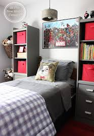 sophisticated bedroom furniture. Sophisticated Industrial Big Boy Bedroom Reveal, Ideas, Chalkboard Paint, Painted Furniture N