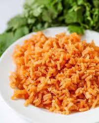 spanish rice. Modren Rice Mexican Rice Recipe For Spanish Lilu0027 Luna