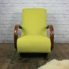 vintage art deco furniture. Vintage Art Deco Mid Century Rocking Chair #1 Furniture R