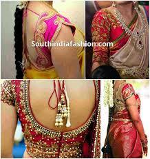 Latest Blouse Design Images Blouse Designs For Wedding Sarees Wedding Saree Blouse