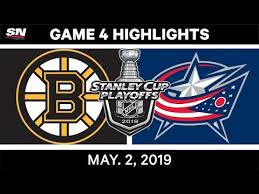 Blue Jackets vs Bruins Stanley Cup Playoffs Lines & Game 5 Pick ...
