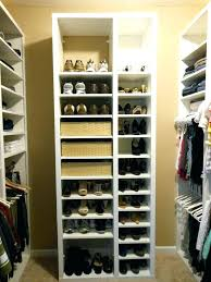 closet storage tower shoe and boot storage tower shoe and tower rack shelf boot closet organizers