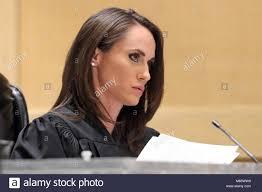 Ft. Lauderdale, FL, USA. 14th Mar, 2018. Judge Elizabeth Scherer ...
