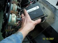 school bus mechanic allison automatic transmission wiring the wire we want to trace goes from the trans ecu to the vim vehicle interface module removing the dash back cover makes this check much easier