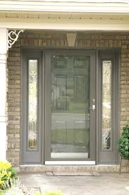 i think this storm door would show off my front door well which is a oval