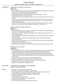 Download Consultant, Analytics Resume Sample as Image file