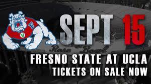 Fresno State Football Ucla Rose Bowl Promo 1