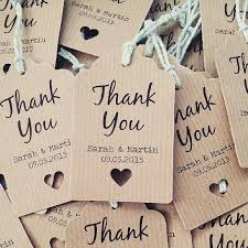 thank you tags for wedding favors 16 thank you wedding favour tags thank you wedding favor