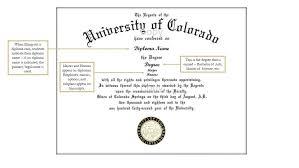 Diplomas Office Of The Registrar Phd Degree Certificate