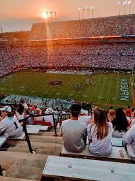 Auburn Stadium Seating Chart Photos At Jordan Hare Stadium