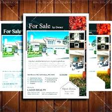 for sale by owner brochure fsbo website template