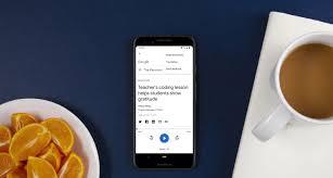 Cách sử dụng Google Assistant đọc văn bản trang web