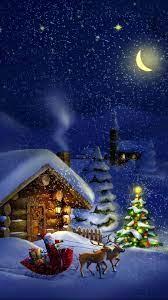 Christmas iPhone Wallpaper.