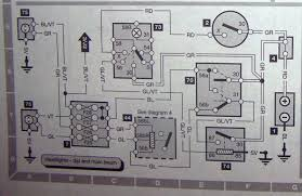 relating wiring diagram to head light relay forums the diagram shows contact 87 on this relay but the actually relay stock by the way does not have a contact 87