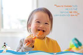 Lắng nghe chuyên gia dinh dưỡng khuyến cáo sử dụng gia vị cho bé ăn dặm  đúng cách