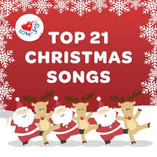 Top 21 Christmas Songs Download Album