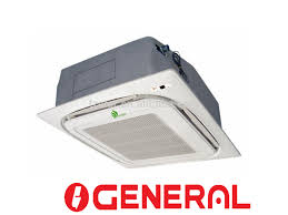 General Air Conditioners General Aug36ab 3 Ton Ceiling Cassette Split Ac