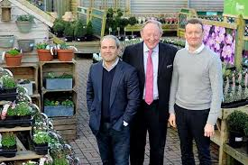 dobbies garden centres limited has announced that nicholas marshall is joining as chief executive officer with imate effect