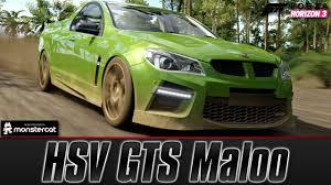 Forza Horizon 3 Demo: HSV GTS Maloo + Ute Drifting (Part 4) - YouTube