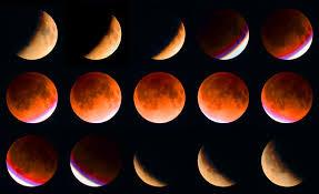 「皆既月食」の画像検索結果