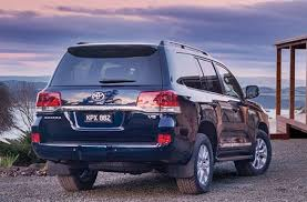 2018 toyota landcruiser sahara. 2018 Toyota Landcruiser 200 Series Spec Sahara 1
