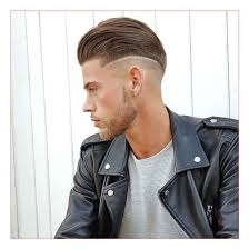 mens haircut step by step with hi lo fade with pompadour