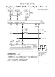 repair guides glasses window systems mirrors 2004 power wiring diagram window front left and right power window anti pinch system page 01 2004