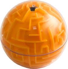 """<b>Головоломка</b>-<b>лабиринт Эврика</b> """"<b>Сфера</b>"""", цвет: оранжевый ..."""