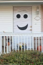 front door decorationThe Coolest Halloween Front Door Decorations You Must See  The