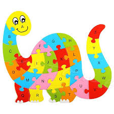 <b>Kids Baby Wooden</b> Animal Puzzle Numbers Alphabet Jigsaw ...