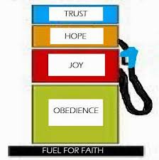 Higher Ground Devotionals: WHAT ARE YOU ALLOWING TO FUEL YOUR FAITH?