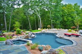 Pool Garden Design Fascinating 48 Best 48 Aqua Pool Patio Pool Builds Images On Pinterest