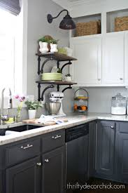 Interior Fittings For Kitchen Cupboards 17 Best Ideas About Two Toned Cabinets On Pinterest Two Tone