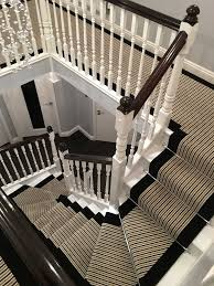 ... Dart Midnight Carpet Stair Runner L Coastal Staircases Doors Brintons  Carpets Stripes Collection Humbug True Velvet