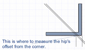 Hip Roof Framing Calculator Accepts Unequal Rafter Pitches